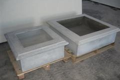 Ponds with Capping Custom Sizes available